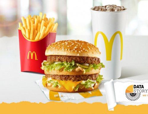 Big Mac Index: una lezione di Data Visualization